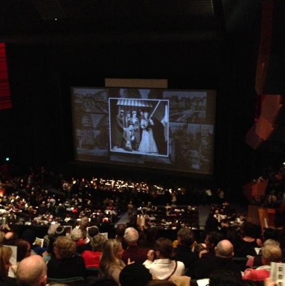opera stage