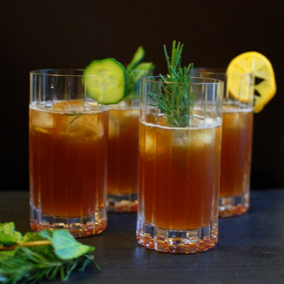 4 Pimm's Cup