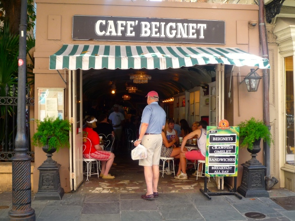 Café beignet